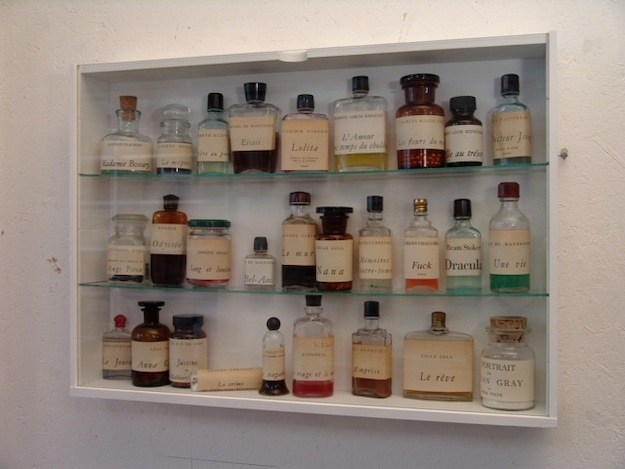 Peter  Wüthrich, Literary Pharmacy, 2010