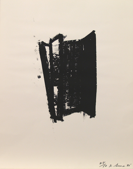 Richard Serra Sketch #6