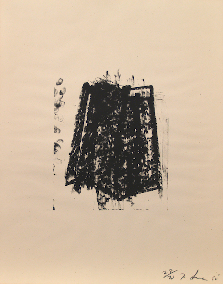 Richard Serra Sketch #1