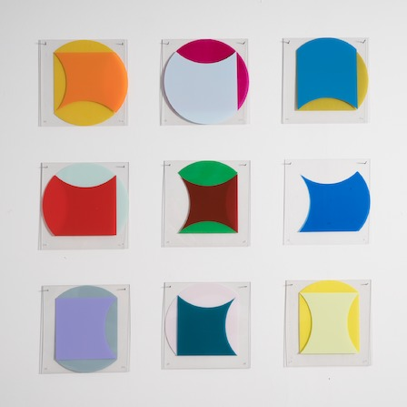 Jan Maarten Voskuil, The alphabet of silly colors