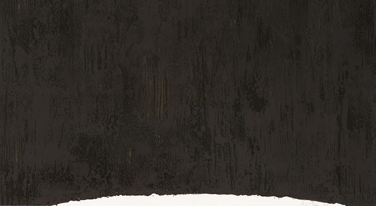 Deep Black, Richard Serra